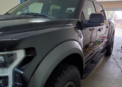 Excalibur Mobile Detail - Black Raptor
