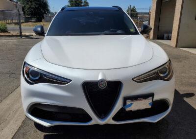 2019 Alfa Romeo Stelvio Windows and 7-Year Ceramic | Excalibur M