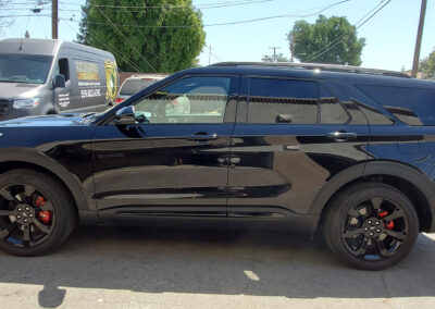 2021 Ford Explorer ST 7-Year Ceramic and Windows Coated   Excali