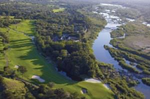 13th green overlooks Crocodile River