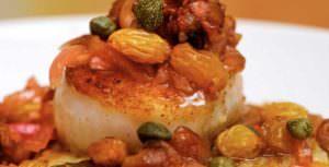 sea scallop appetizer