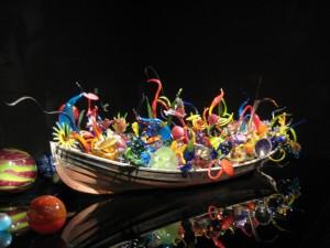 boat full of glass crazies