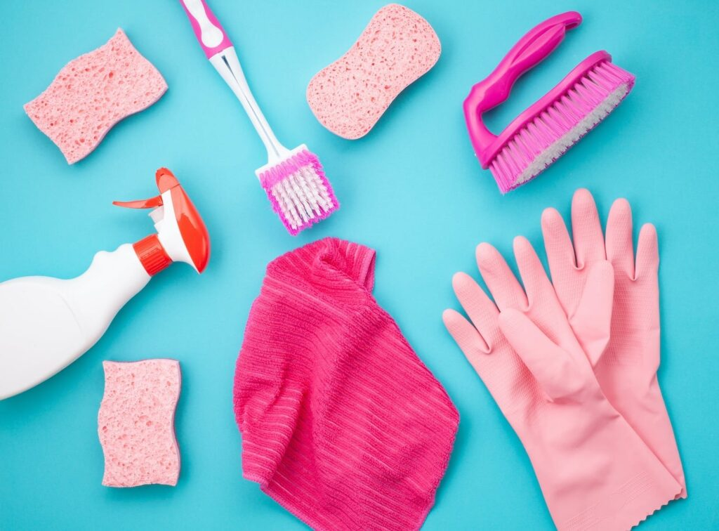 Complete Clean Limited offers Cleaning Services with Cleaning Products Included
