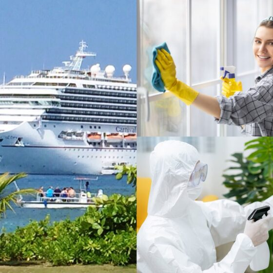 Guidelines for Safer COVID-19 Cleaning and Disinfection During Cayman Reopening Plan