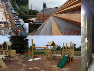 Site update – Westall House Care Home, Horsted Keynes