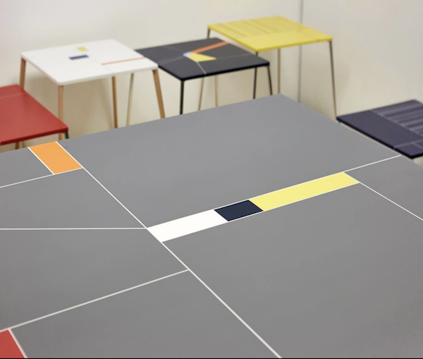 Corian Tables