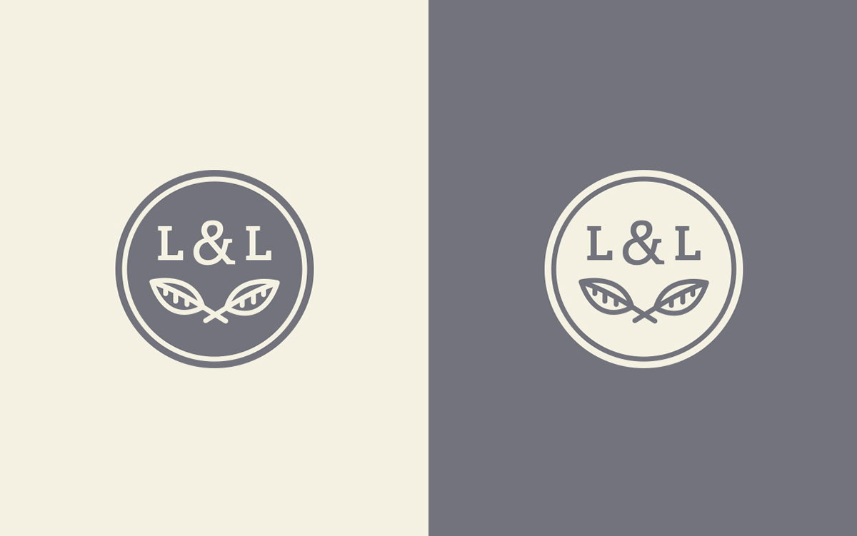 Secondary Logo Lass & Lad