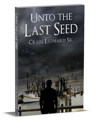 Unto The Last Seed - 3D Book Cover