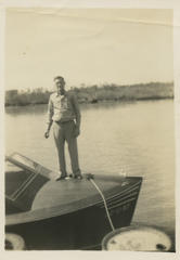 My Grandfather and his skiff