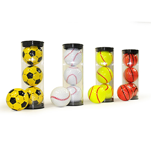 Novelty Golf Balls with Sports
