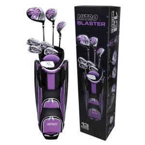 Womens Blaster Golf Set