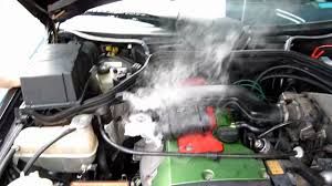 Automotive Smoke Machine