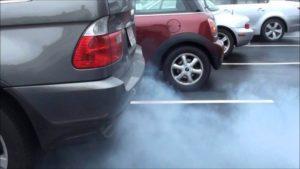 Excessive Exhaust Smoke