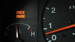 Check Engine Light From Bad Catalytic Converter