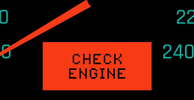 Check Engine Light Is On