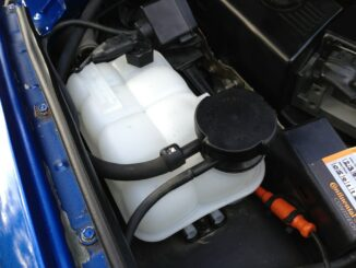 Coolant Recovery Tank - Helps To Maintain A Full Cooling System