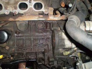 External Cylinder Head Gasket Leaks
