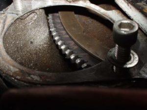 Teeth Damaged On Flywheel Ring Gear