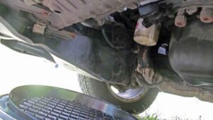 Drain Pan To Catch Coolant