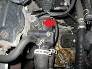 Engine Coolant Temperature Sensor (ECT)