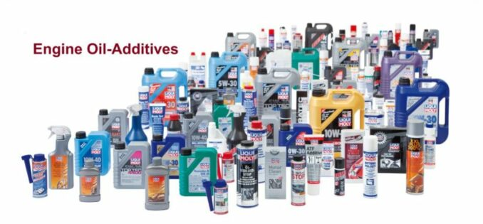 Engine Oil Additives - This Is A Subject Of Some Controversy