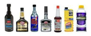 Fuel Injector Cleaners