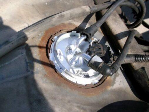 Electric Fuel Pump In Tank