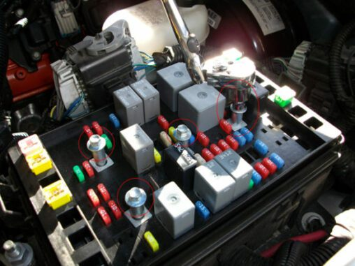 Check The Fuse Panel To See If The Fuse Is Blown
