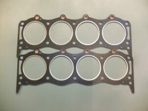 Head Gasket Sealing The Combustion Chamber