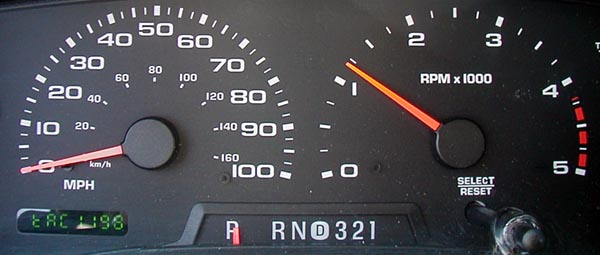 High Engine Idle - What To Check, When Your Idle Speed Is Too High