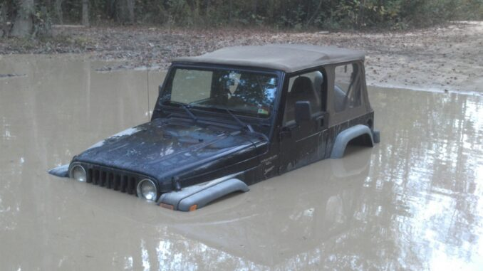 Flooded Vehicle Hydro-locked ( liquid getting into the cylinders )