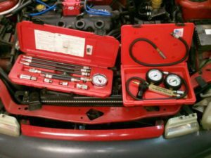 Engine Compression And Cylinder Leak Down Testing Kits