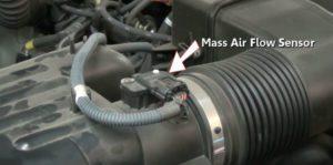 Mass Airflow (MAF) Sensor, Rough Engine Idle