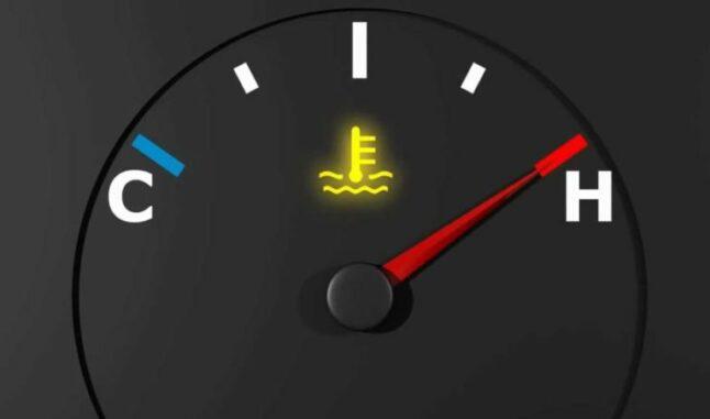 Automotive Engine Overheating