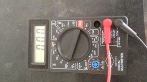 Multimeter Testing