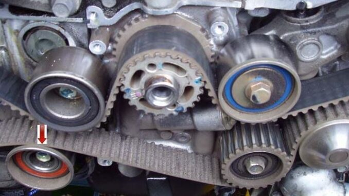 Water Pump Timing Belt Replacement- Basic Tips And Instructions