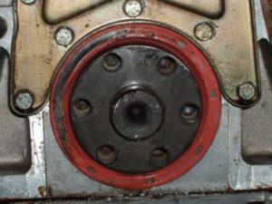 Rear Main Seal Leak