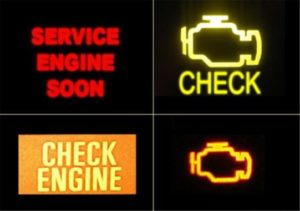 Automotive Emission Control Systems Warnings