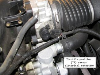 Throttle Position Sensor (TPS) - Function - Failure - Testing
