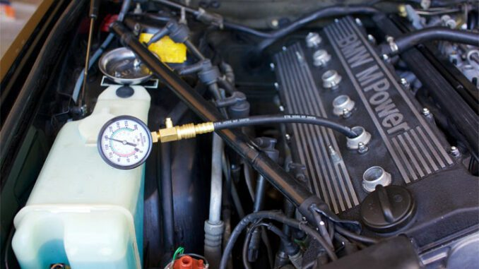 Checking Engine Compression To Find Mechanical Engine Misfires