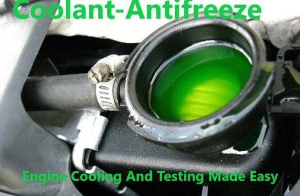 Engine Coolant Antifreeze - Engine Cooling And Testing Made Easy