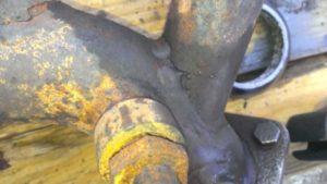 Exhaust Manifold Cracks