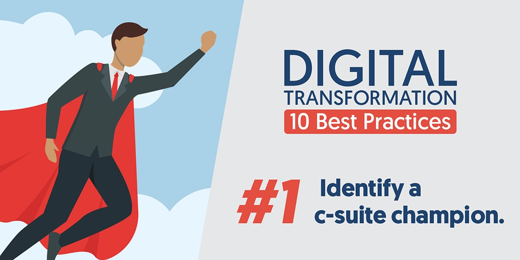 10 Best Practices for Digital Transformation Manufacturing Cloud