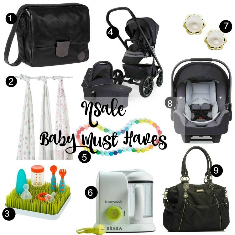 NSale Baby Must Haves