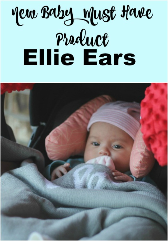 Ellie Ears Must Have For New Babys