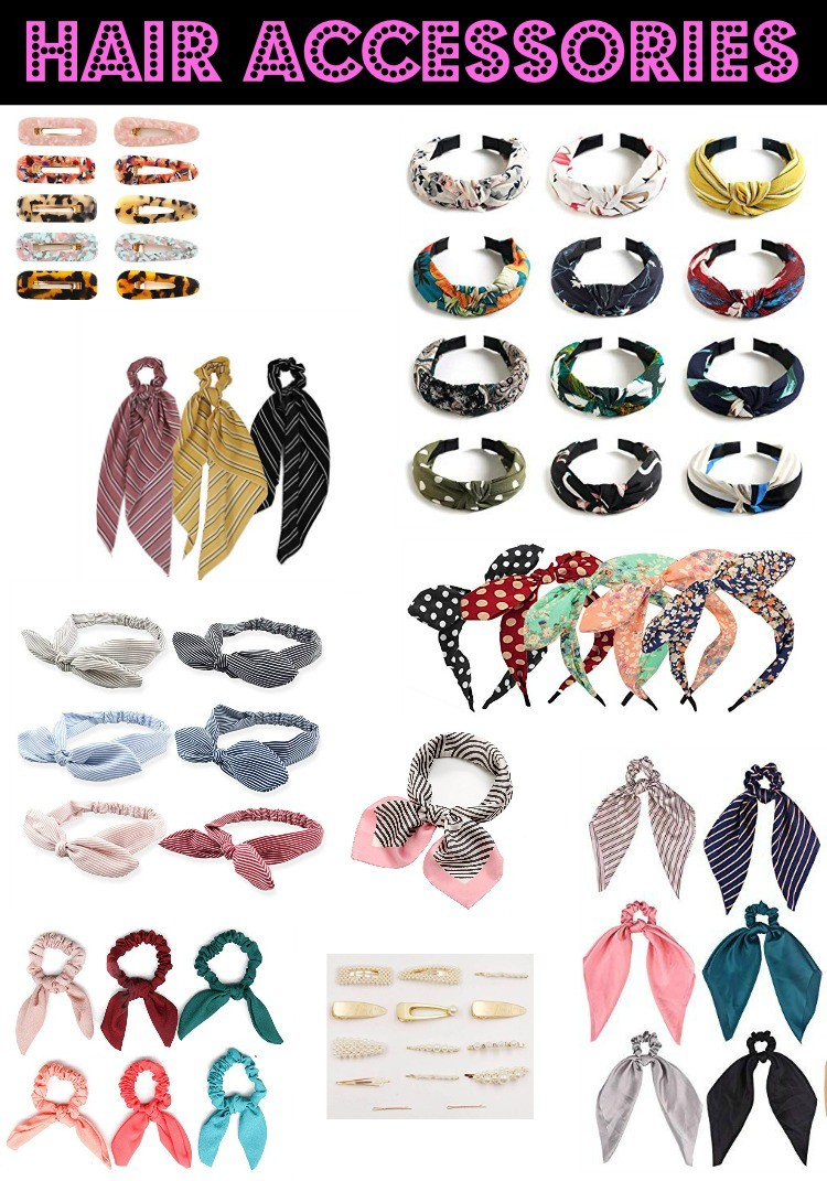 Hair Accessories You Need For Spring