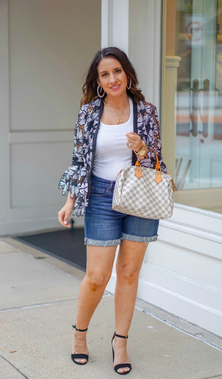 Dressing Up Summer Time Basics We All Have For A Date