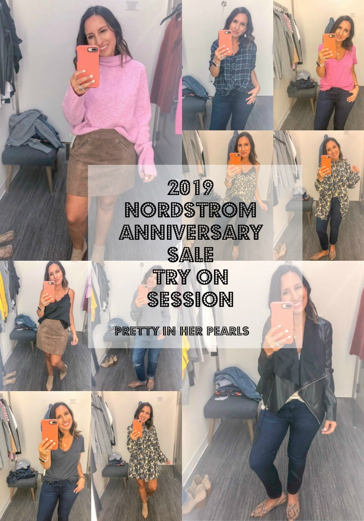 2019 Nordstrom Anniversary Try On Session