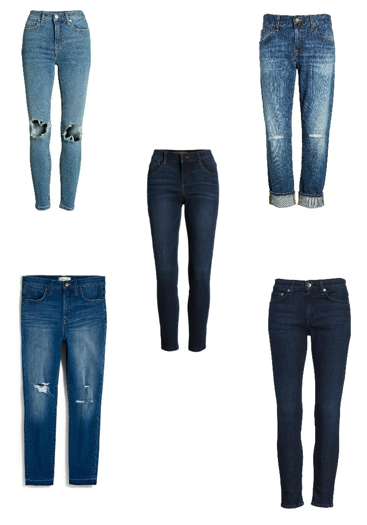 Nordstrom Anniversary Sale Jean Favorites 2019