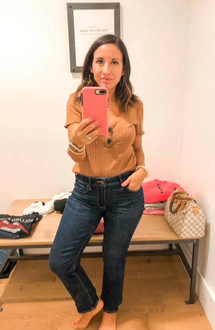 Dark Skinny Jean for Her